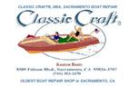 Classic Craft® Sacramento Boat Repair