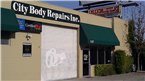 Auto Body Shop San Jose CA - Jaguar Factory Authorized Aluminum Body Repair Center - City Body Repairs