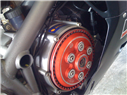 Upgraded 996 clutch