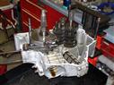 Ducati Engine undergoing repair