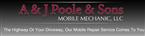 A&J Poole & Sons Mobile Mechanic, LLC Diesel Truck Auto Repair