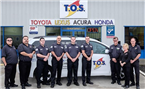 TOS Toyota Lexus Honda Acura Auto Repair