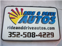 Ride and Drive Autos