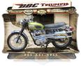 BBC Triumph Motorcycle Repair Shop, VENTURA, CA.