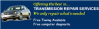A Best Transmission & Clutch Repair