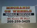 Mechanic On Wheels