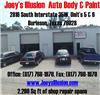 Joey's Illusion Auto Body and Paint