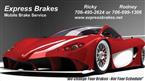 Express Brakes Mobile Brake Repair