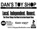 Dan's Toy Shop