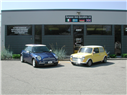 Minis old & new