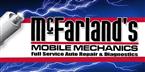 McFarland's Mobile Mechanics