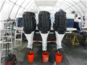 Mercury Verado 300 engines Hunred hour service