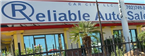 Reliable Auto Sales and Service