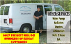 The Brakemaster Mobile Auto Repair
