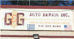 G & G Auto Repair, Inc.