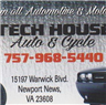 Tech House Auto and Cycle