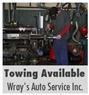 Wrays Auto Service Inc.