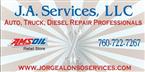 Jorge Alonso Services, LLC