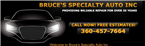 Bruce's Specialty Auto Inc.
