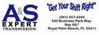 A&S Expert Transmission Royal Palm Beach