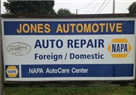 Jones Automotive Inc.