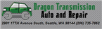Dragon Auto Repair & Transmission
