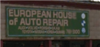 European House of Auto Repair