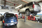 full service one stop shop for Foreign & Domestic cars and light trucks
