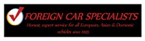 Foreign Car Specialists