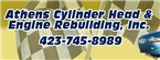 Athens Cylinder Head and Engine Rebuilders Inc.