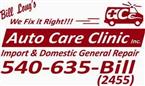 Auto Care Clinic Inc