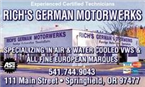 Rich's German Motorwerks