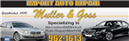 Muller & Goss Automotive Repair