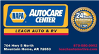 Leach Automotive Inc