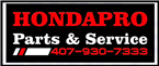 Hondapro Parts and Service