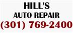 Hill's Auto Repair