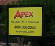 Apex Automotive and Emissions