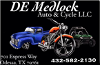 DE Medlock Auto and Cycle LLC