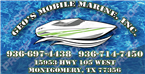 Geo's Mobile Marine Inc.
