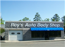 Roy's Auto Body Shop Inc