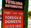 Yotaluma Automotive