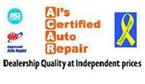 Al's Certified Auto Repair