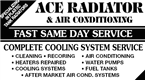 Ace Radiator & Air Conditioning