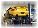 Customer's Porsche