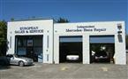 Mercedes-Benz Repair Shop