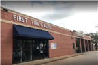 First Tire & Automotive - First Colony