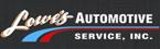 Lowes Automotive Service Inc