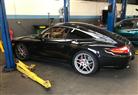 We service most European cars including Porsche