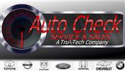 Cisco's Auto Check Service