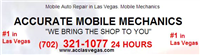 Accurate Mobile Mechanics